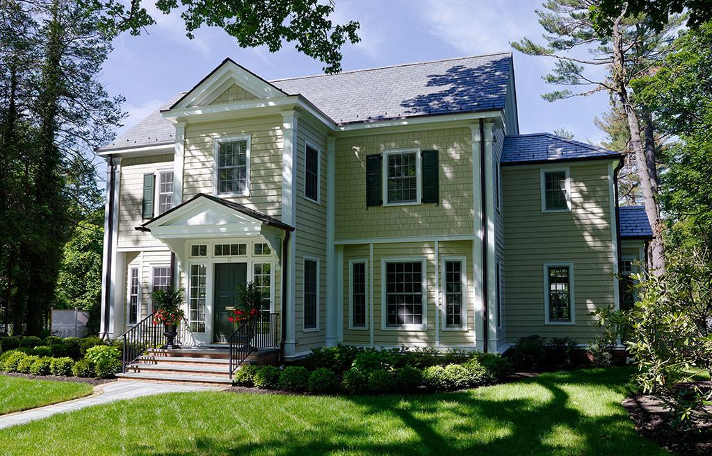 Princeton residence exterior