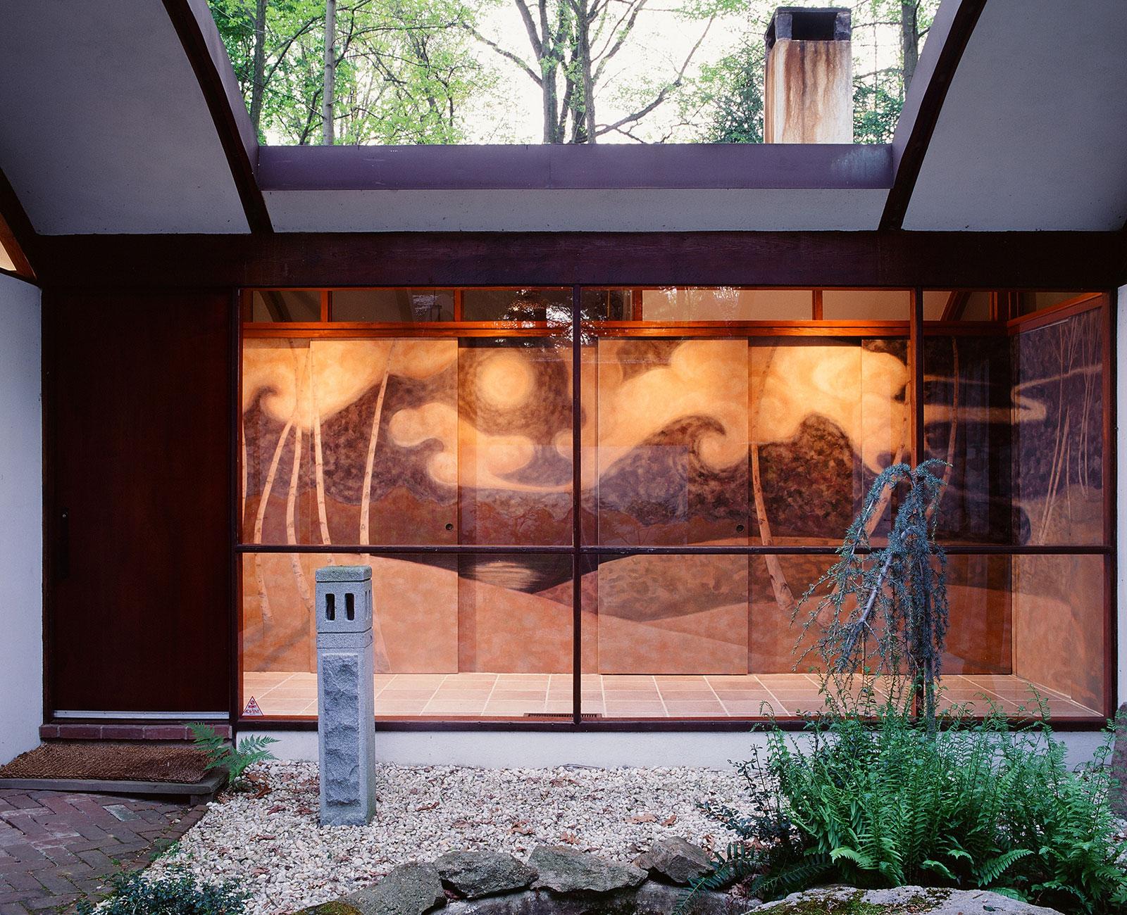 nakashima residence, r. goodwin ltd.