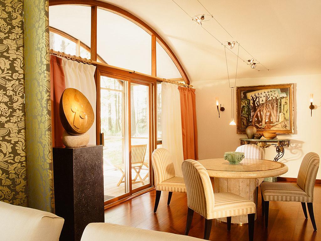 Nakashima restoration & interior design